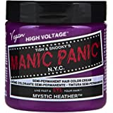 MANIC PANIC Cream Formula Semi-Permanent Hair Color - Mystic Heather