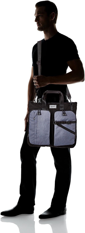 Vespa Footwear Mile Borsa Messenger Unisex-Adulto 44x37x12 cm W x H x L