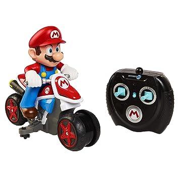 Mario Kart Mini Moto Rc Racer Amazon Fr Jeux Et Jouets