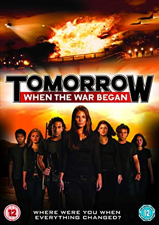 Amazon.com: Tomorrow When The War Began [DVD]: Caitlin Stasey ...