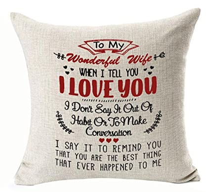 amazon com best anniversary gifts for lover wife nordic sweet warm