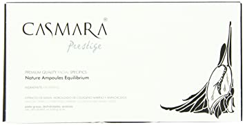 Casmara Hydrating Nature Ampoules Equilibrium, 0.7 Ounce
