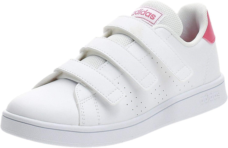 adidas Advantage C, Zapatillas de Tenis Unisex niños, EU