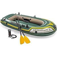 Intex Seahawk 2 set tubstövel – 236 x 114 x 41 cm – 3-delad – grön