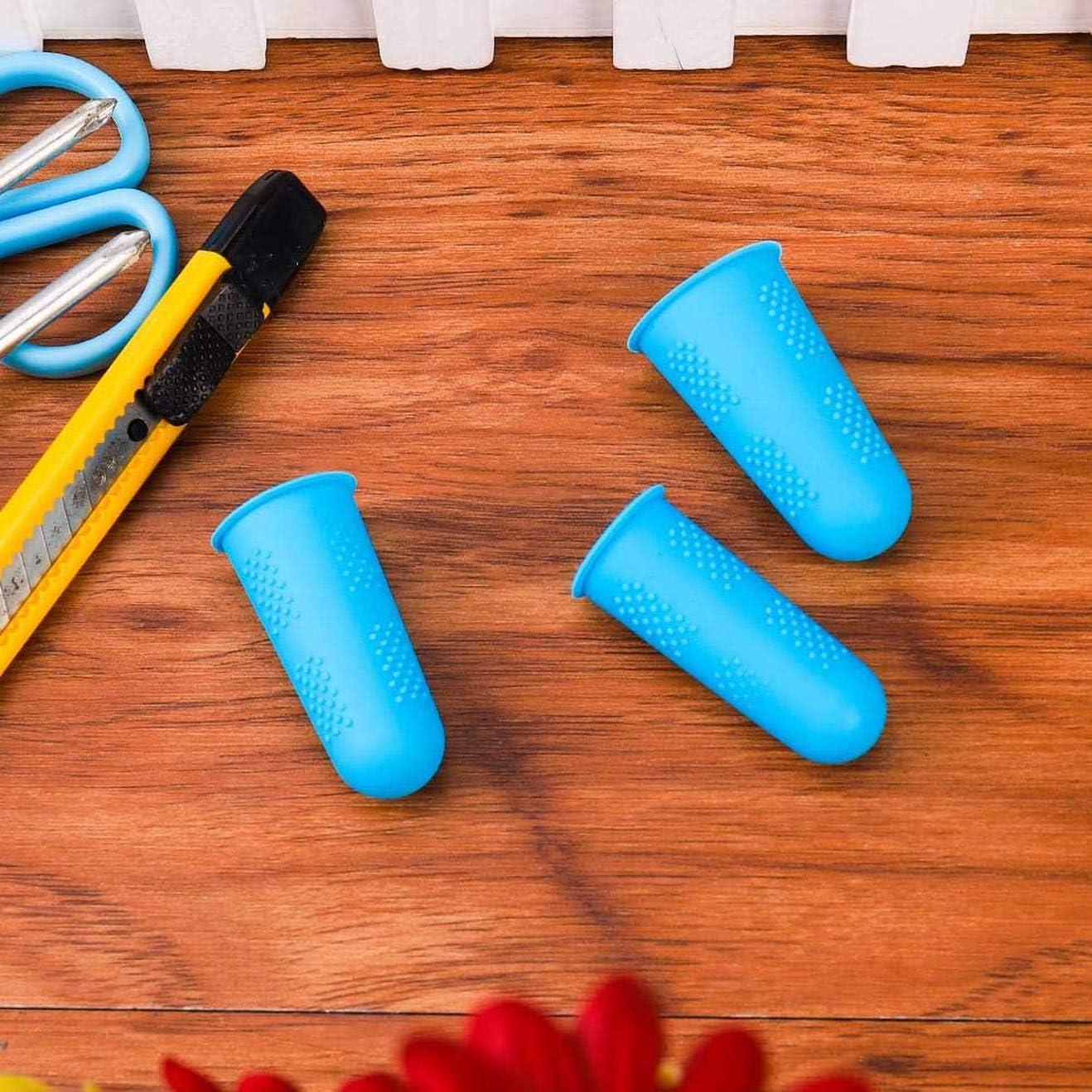 Dyudyrujdtry 3 Gr/ö/ßen f/ür Heim Dekoration 24 Teile Hot Klebepistole Finger Schutz f/ür Hot Glue