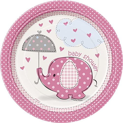 Baby Shower Paper Plates Amazon