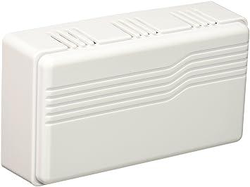 heath zenith sl279602 basic series wired door chime white