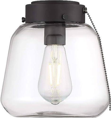 """Savoy House FLG-102-13 Mclean Fan Light Kit 9"""" W x 9""""H"""