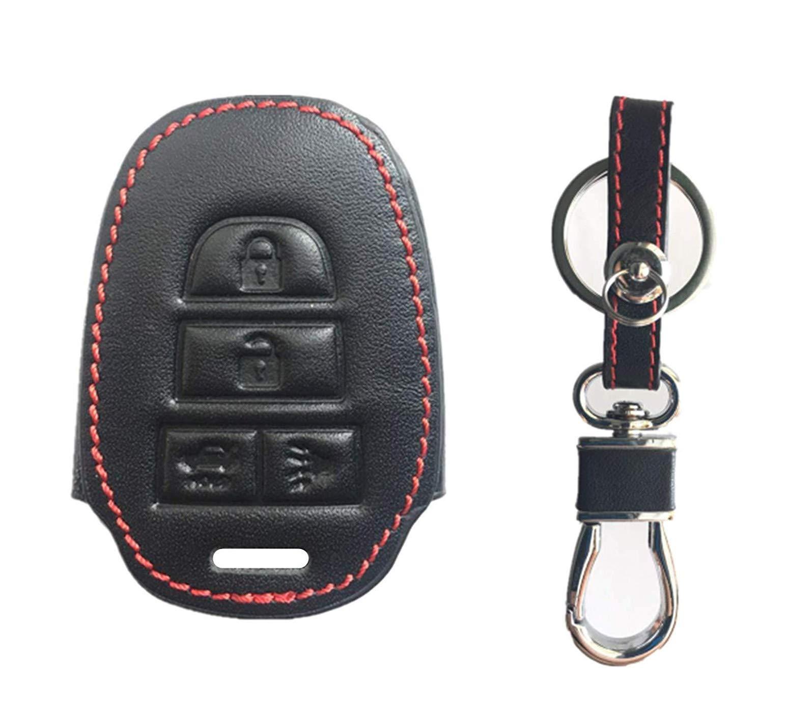 2014-2017 Toyota Corolla RAV4 Highlander Keyless Entry Remote Case /& Pad HYQ12BDM Key Fob Shell fits 2012-2017 Toyota Camry