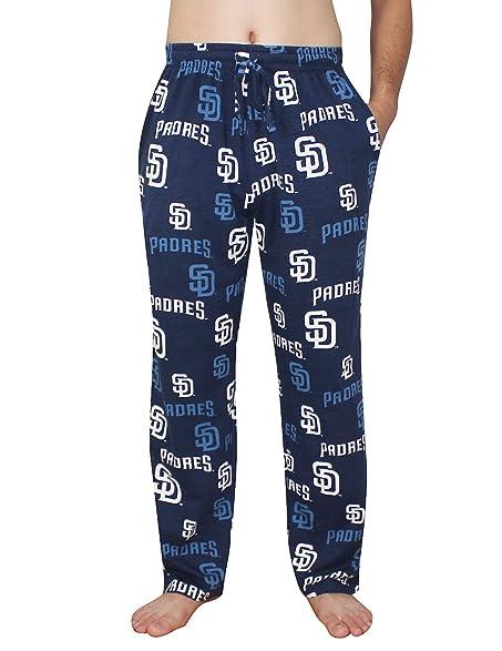 Mens SD Padres Fall / Winter Sleepwear / Pajama Pants M Multicolor