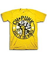 WWE Men's CM Punk Best In The World T-Shirt