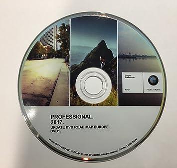 2017 BMW SAT NAV Karte DVD Navigation Disc UK: Amazon de
