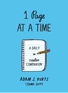 Adam J. Kurtz Then and Now Undated 12-Month Agenda with ...