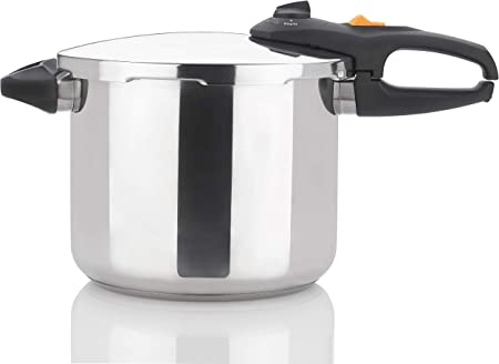 Zavor DUO 10 Quart Multi-Setting Pressure Cooker and Canner with Accessories – Polished Stainless Steel ZCWDU04
