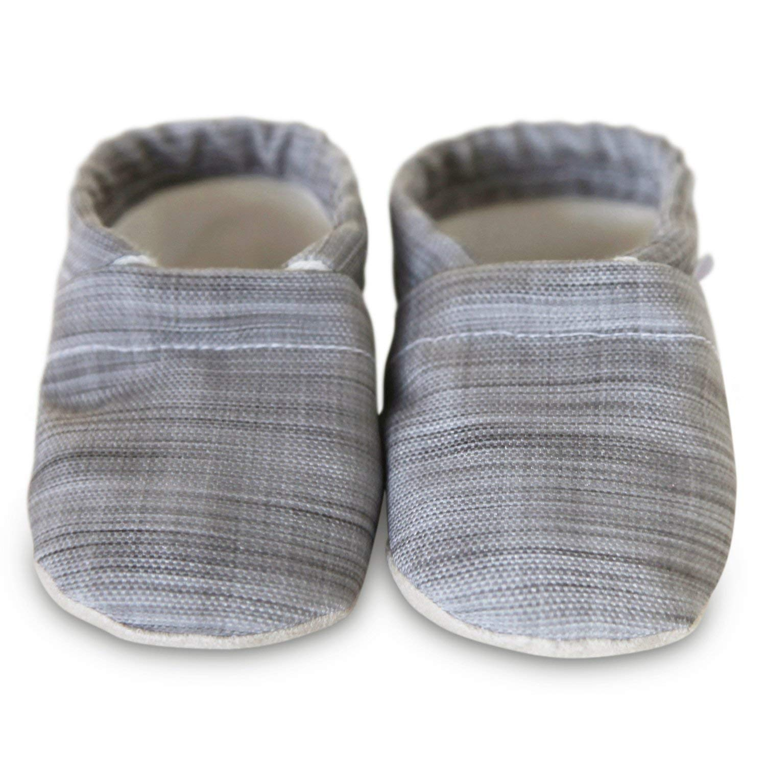 Clamfeet Organic soft soled baby shoes