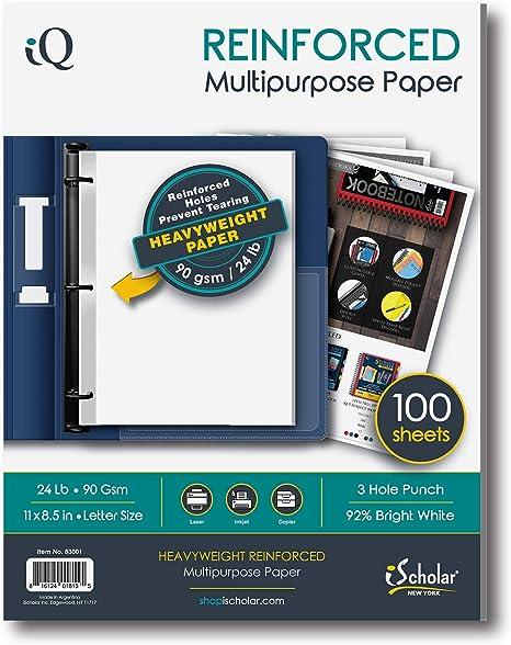Amazon.com: ischolar reforzada Heavy Duty Impresora y papel ...