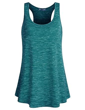klar und unverwechselbar Online-Shop bester Lieferant Cestyle Damen Sport Tank Top Ringerrücken Fitness Yoga Shirt