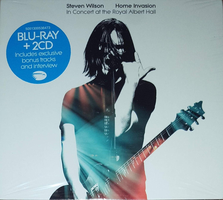 Ηοmе Ιnνɑѕіοո. Ιո Ϲοոcеꭇt ɑt thе RοyɑΙ ΑΙƅеꭇt ΗɑΙΙ (2CD/BLU-Ray Video). UK Edition