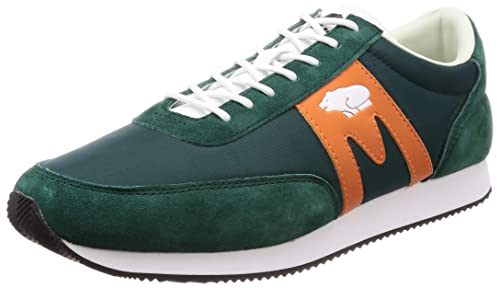 Karhu - Zapatillas de Sintético para Hombre Verde Verde Arancio: Amazon.es: Zapatos y complementos