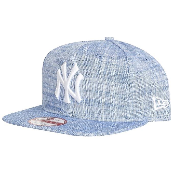 New Era Mujeres Gorra Snapback MLB Chambray NY Yankees  Amazon.es  Ropa y  accesorios 16ef41ce8a4