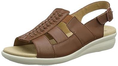 29ad8c05e6 Hotter Women's Candice Open-Toe Sandals: Amazon.co.uk: Shoes & Bags