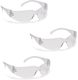 dcc4cfb6588 Pyramex Safety Intruder Safety Glasses (3 Pair Pack)