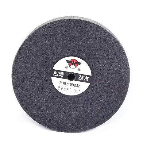 Disco de pulido abrasivo para rueda de fibra de nailon de 12 ...