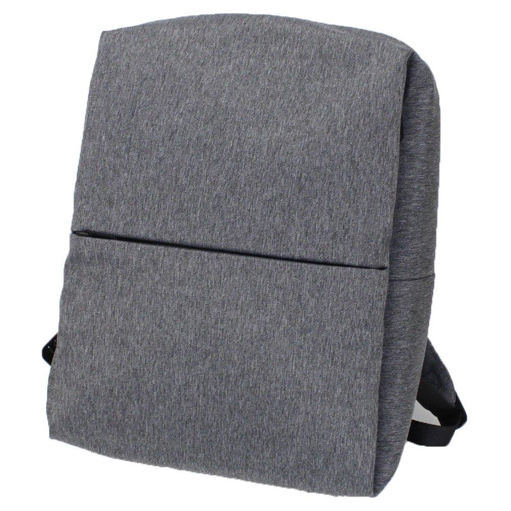 (コートエシエル) Cote&Ciel『Rhine New Flat Backpack 15inch』(Black Melange) B01EZS4KYY Black Melange One Size