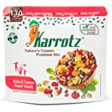 Karrotz Mix Of Berries, Fruits, Nuts, Seeds, Choco Chips 4 X 30Gms Packs Of Choco-Chips Variant