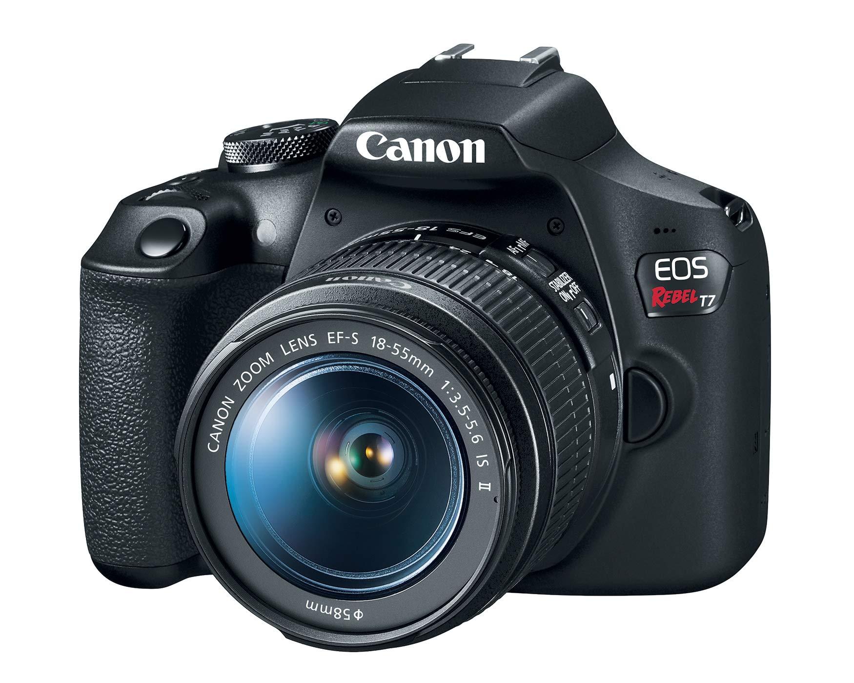 EOS Rebel T7 18-55mm f/3.5-5.6 is II Kit by Canon