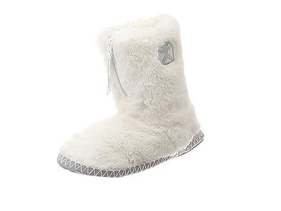 Bedroom Athletics Women S Monroe Faux Fur Slipper Boots