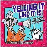 2019 Maxine Wall Calendar