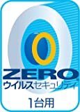 ZERO ウイルスセキュリティ 1台用 4OS  (最新)  Win/Mac/iOS/Android|ダウンロード版
