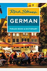 Rick Steves German Phrase Book & Dictionary (Rick Steves Travel Guide) Paperback