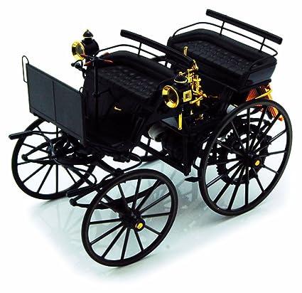 Amazon.com: Norev 1886 Daimler mortorkutsche, Negro 183700 ...