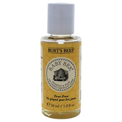 31bd858da8d Amazon.in  Buy Burts Bees Baby Bee Travel Size Shampoo   Wash - 1.8 oz  Online at Best Price in India