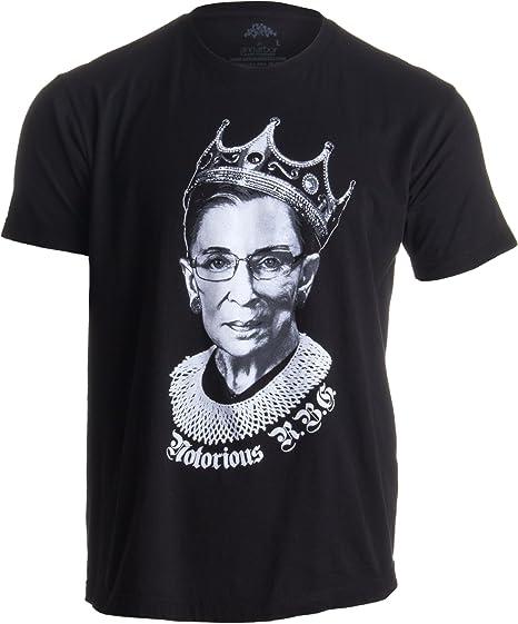 amazon com ann arbor t shirt co notorious r b g funny progressive