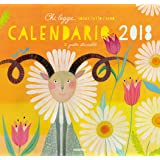 Chi legge... sogna tutto l'anno. Calendario 2018