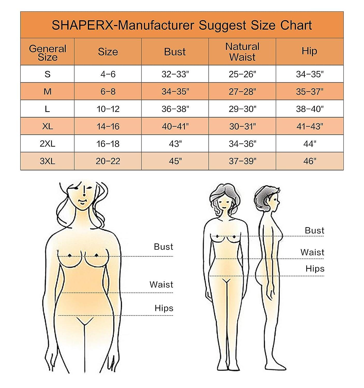 SHAPERX - Chaleco de Sauna para Mujer - Rosa - XXX-Large: Amazon ...