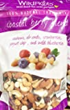 4 x 26oz Wildroots Coastal Berry Blend 100% Natural Trail Mix Snack
