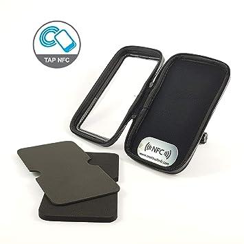 Funda con Soporte Universal Inteligente con Tecnología NFC para ...
