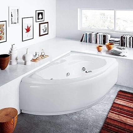 Vasca Da Bagno Idromassaggio Con Sistema Whirlpool 150x100 Made In