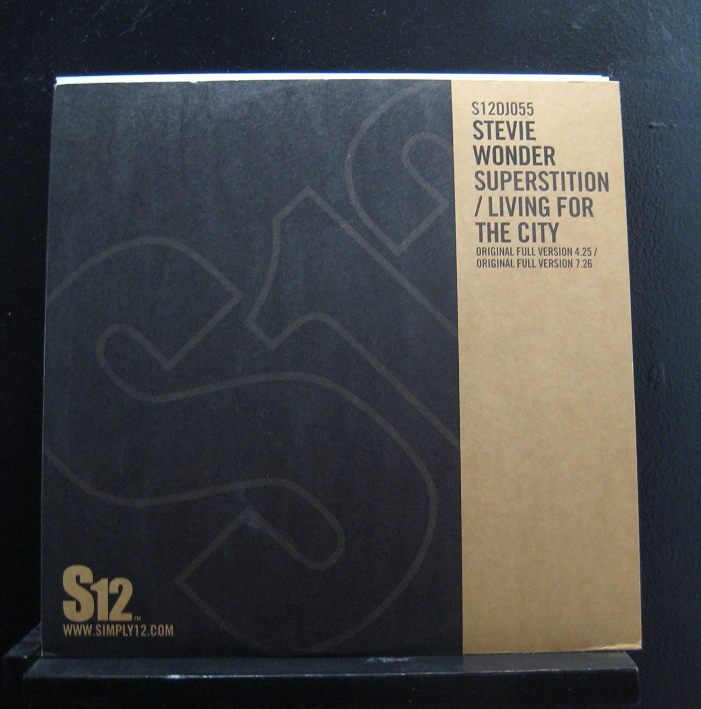 Stevie Wonder - Stevie Wonder - Superstition / Living For