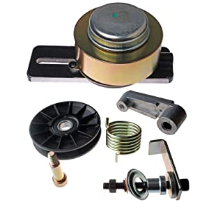 Mover Parts Drive Belt Tensioner & Cooling Fan Pulley Tensioner Kit 6735884 6662997 for Bobcat 653 751 753 763 773 7753 S130 S150 S160 S175 S185 S205 T140 T180 T190