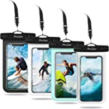 ProCase Universal Cellphone Waterproof Pouch Dry Bag Underwater Case for iPhone 12 Pro Max 11 Pro Max Xs Max XR X 8 7 6S, Gal