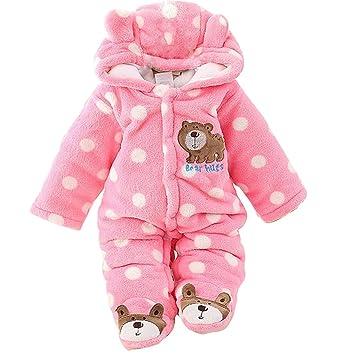 811e55498bb73 カバーオール 新生児 ベビー服 ロンパース 前開きフード付き 防寒着 男の子 女の子 春と秋と