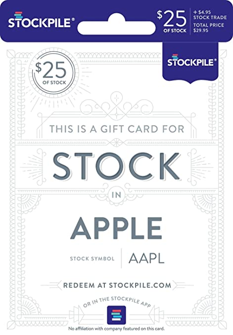 Amazon Gift Card For Apple Stock Everything Else
