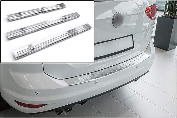 Tuning Art L193 Ex126 Ladekantenschutz Und Einstiegsleisten Fahrzeugspezifisch Auto