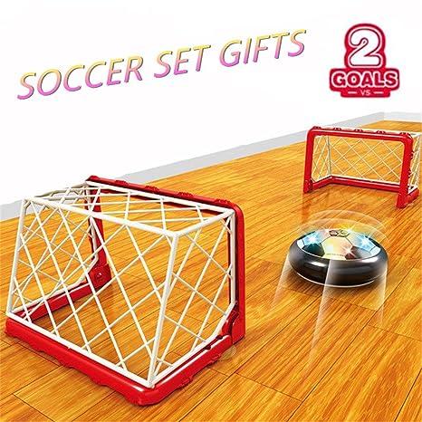 Balón Air Power Soccer Disco Glide juego de Base formación ...