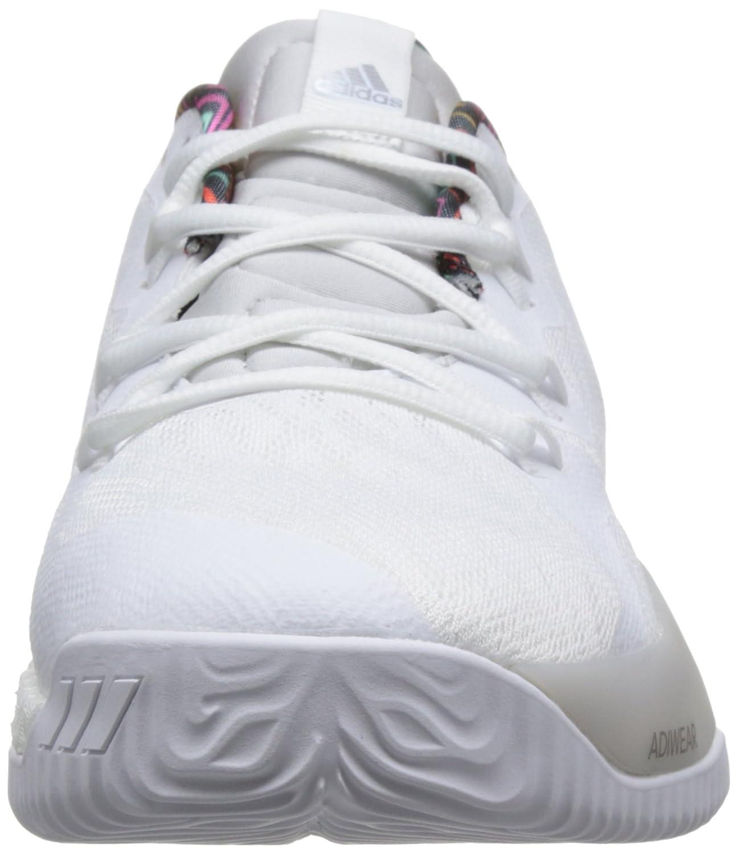 Buy Adidas Men's FtwwhtGreoneGrethr Basketball Shoes 8 UK